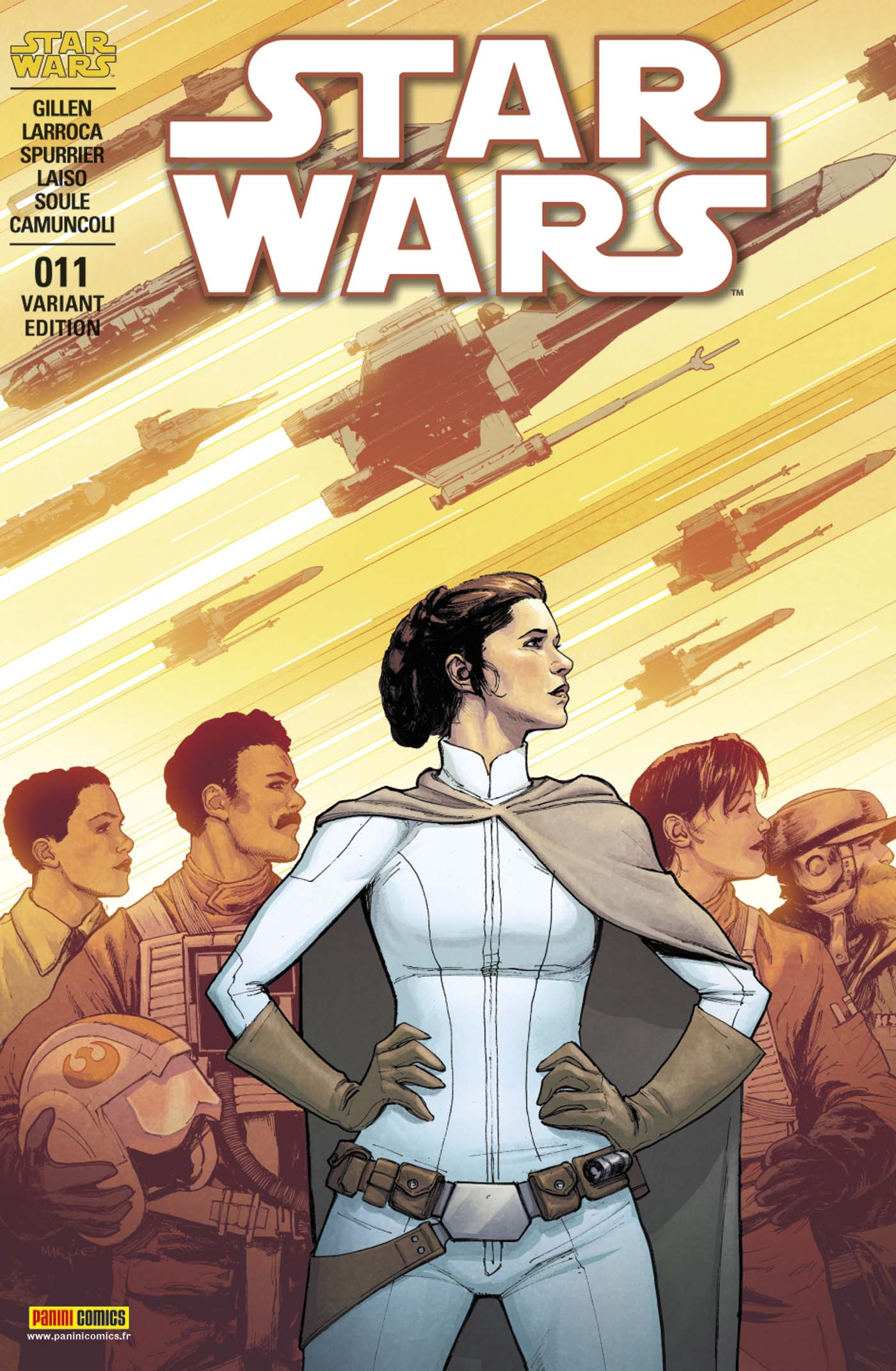 Star Wars 11 - Variant cover