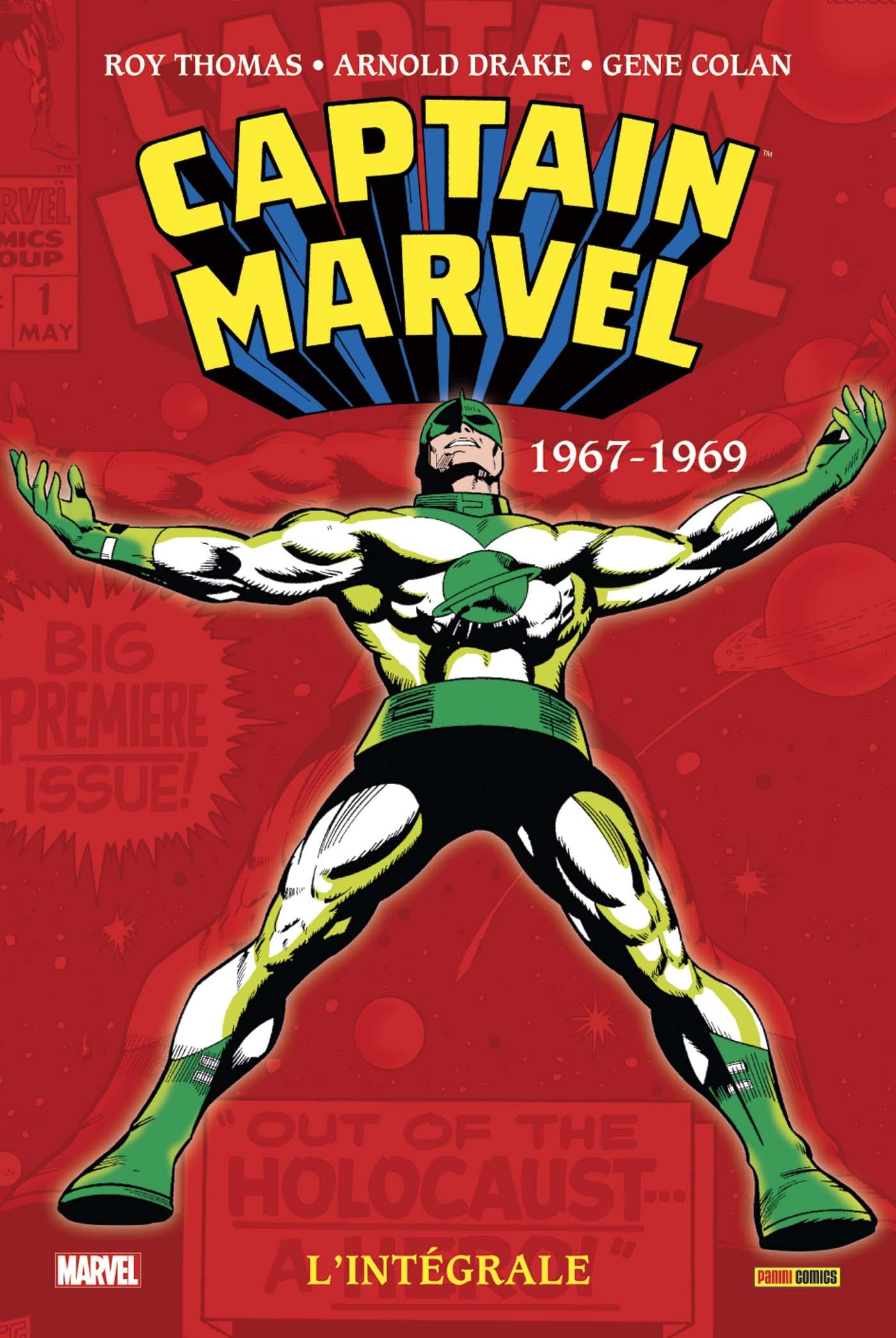 Captain Marvel 1967 - 1967-69