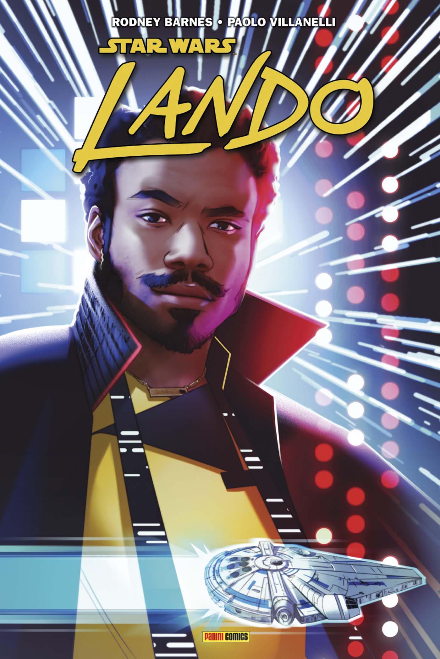 Lando - Quitte ou double 1