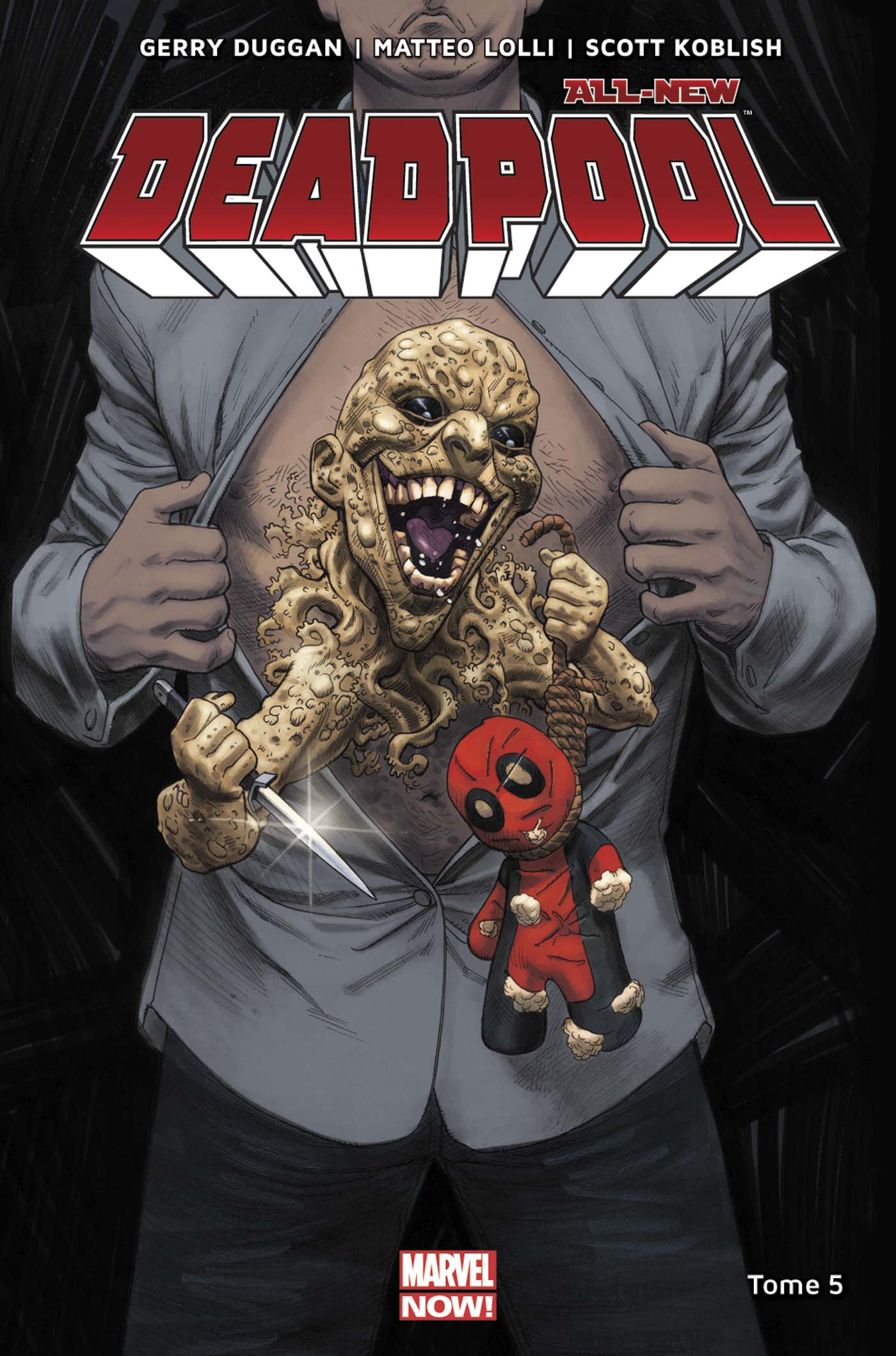 All-New Deadpool 5