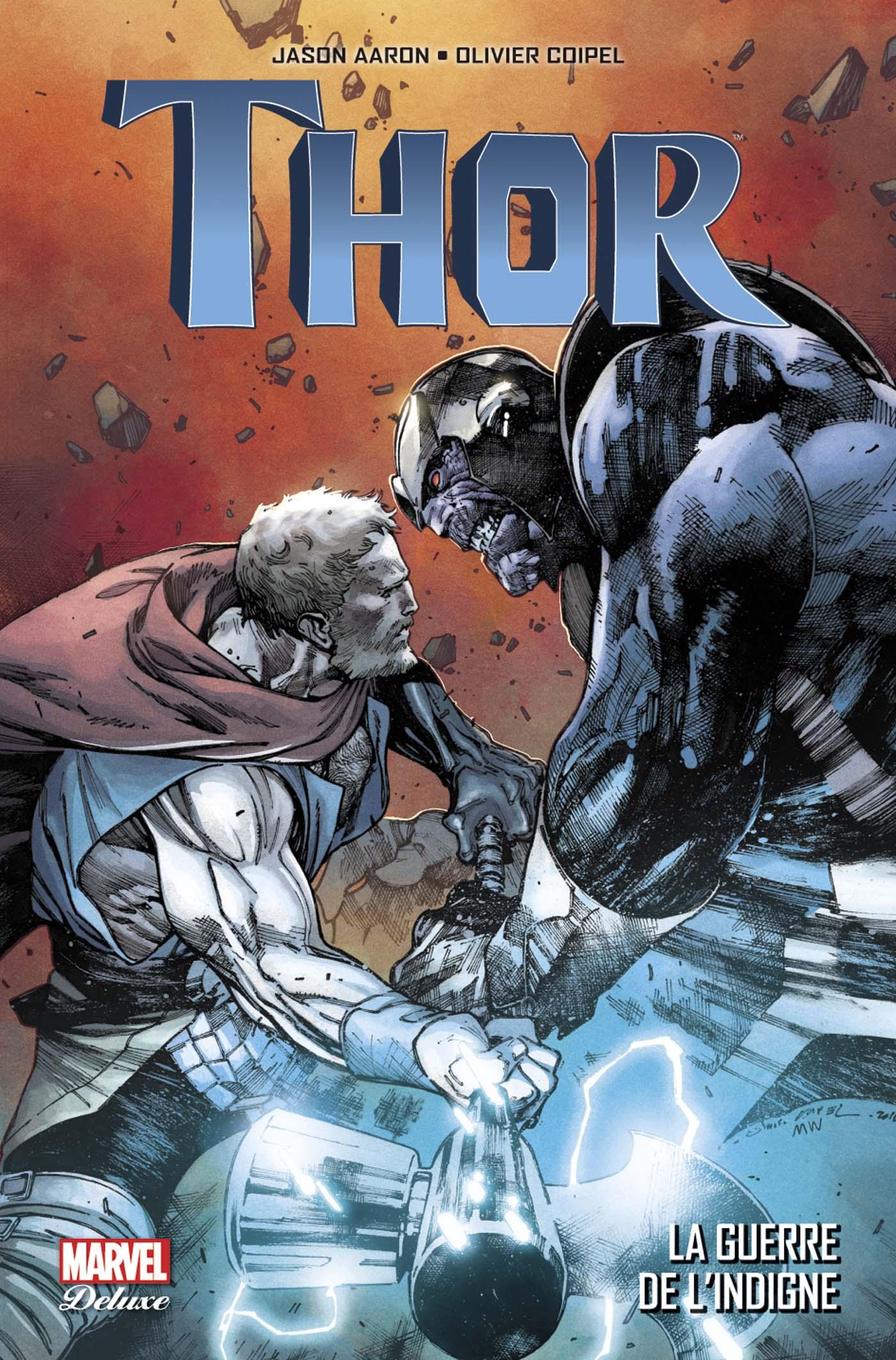 Thor - La guerre de l indigne 1 - LA GUERRE DE L'INDIGNE