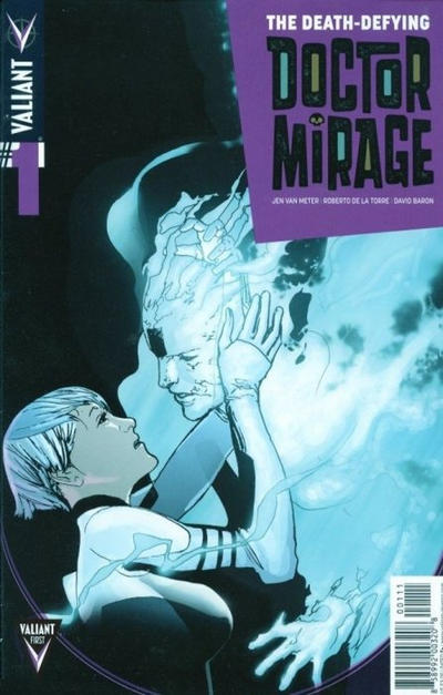 Death Defying Doctor Mirage 1