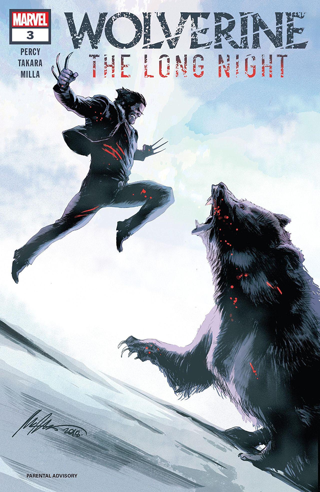 Wolverine - The Long Night Adaptation 3