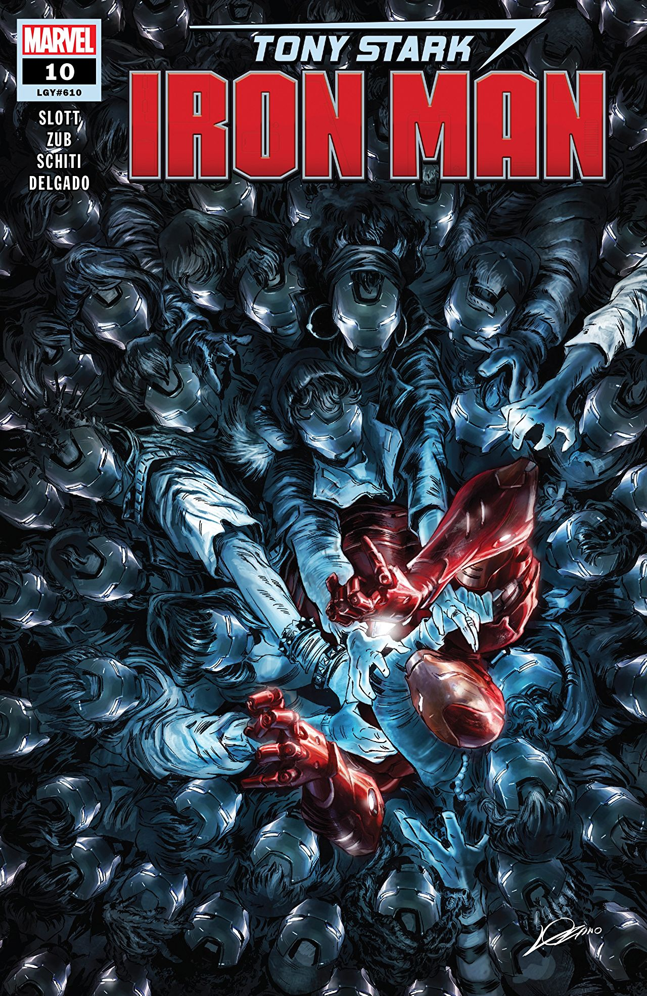 Tony Stark - Iron Man 10