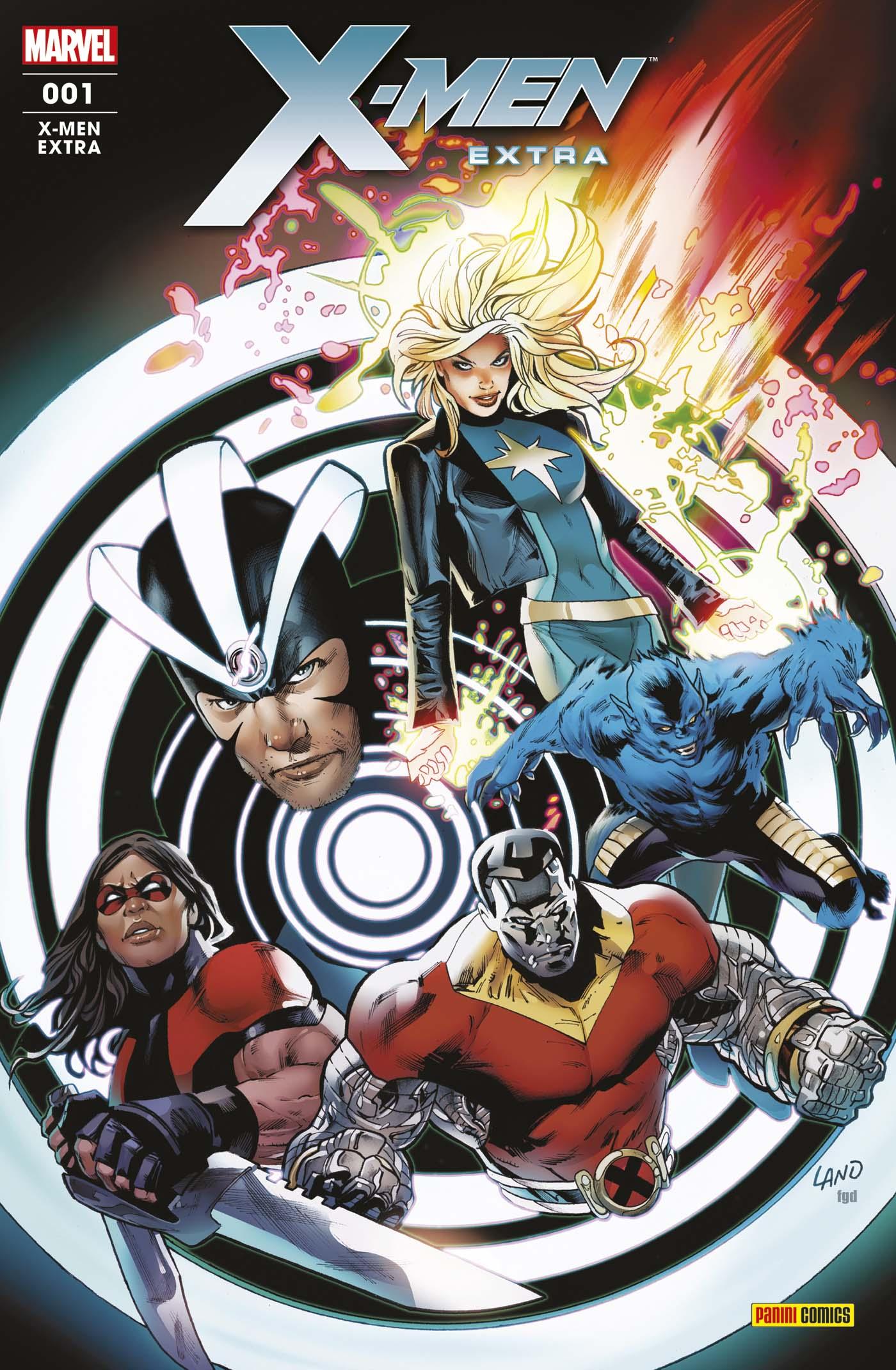 X-Men Extra 1