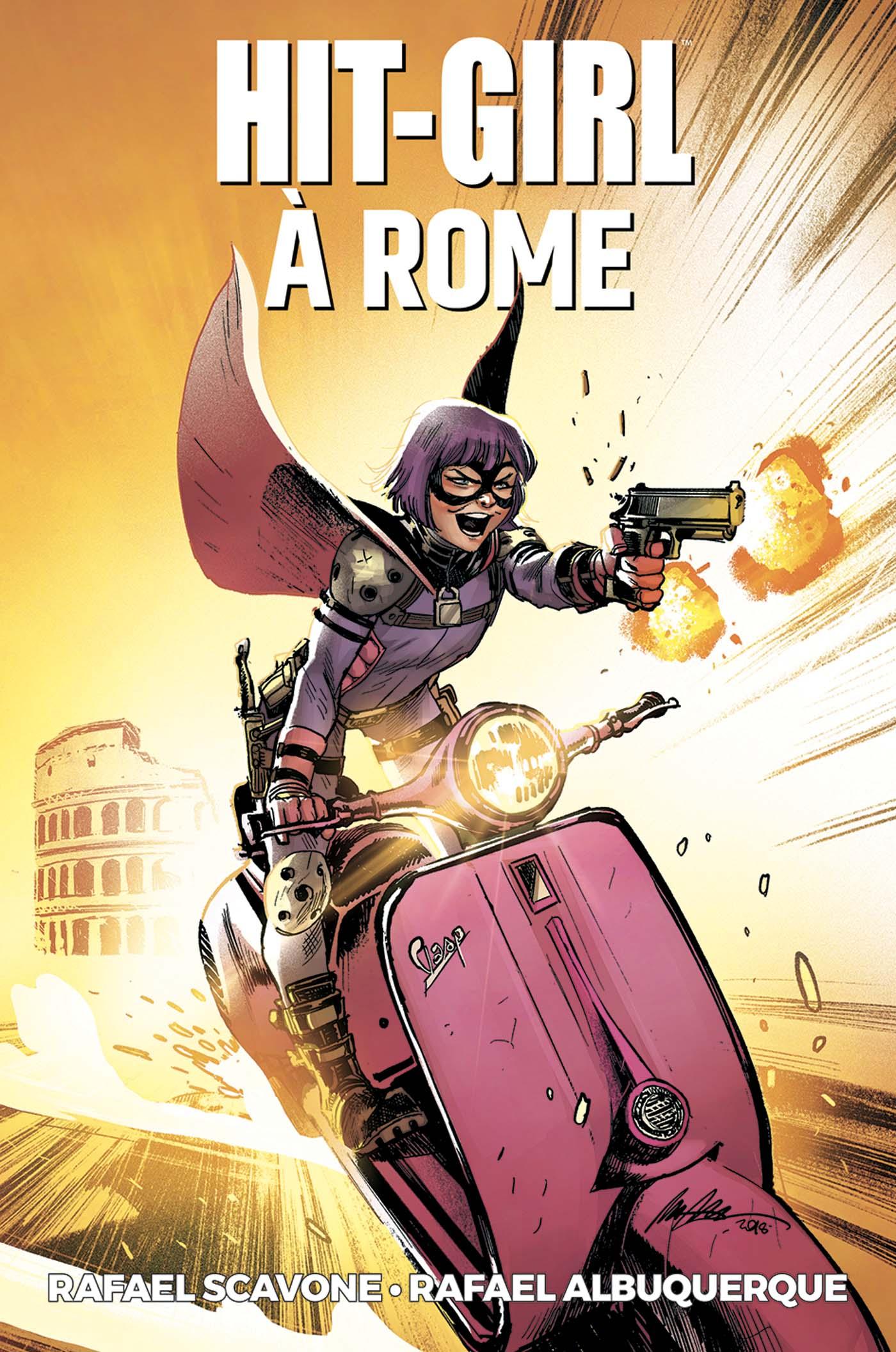 Hit-Girl 3 - Hit-Girl à Rome