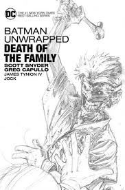Batman - Death Of The Family Unwrapped 1 - Barman - Death of the family Unwrapped