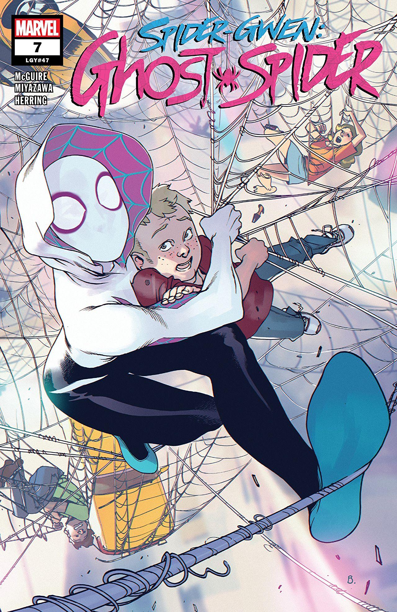 Spider-Gwen - Ghost-Spider 7