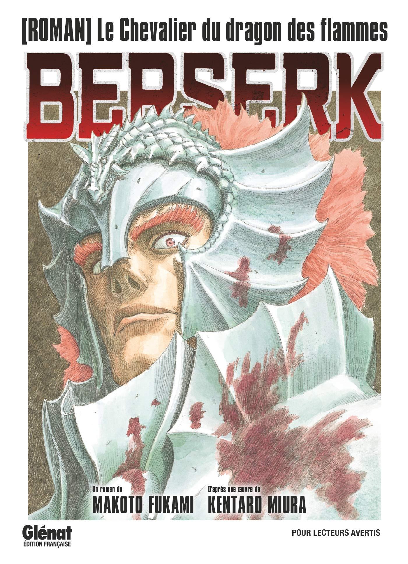 Berserk - Le chevalier du dragon de feu 1