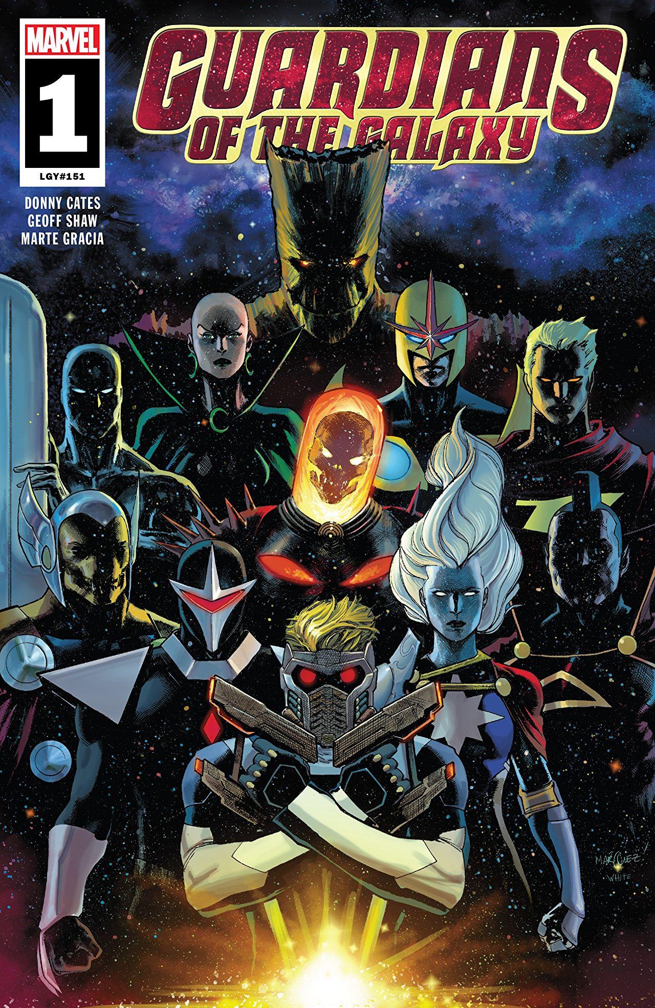 Les Gardiens de la Galaxie 1