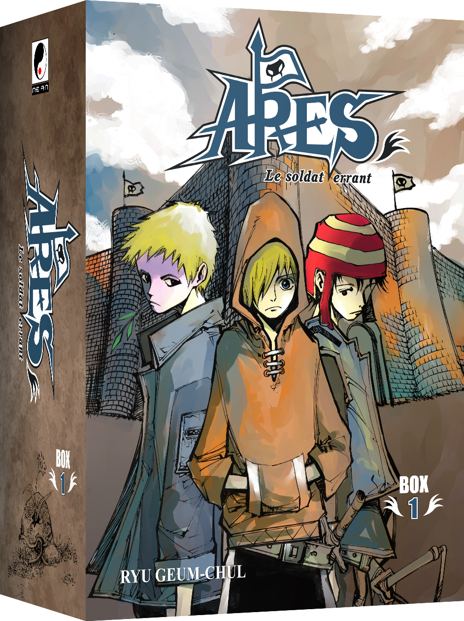Ares The Vagrant Soldier 1 - Coffret