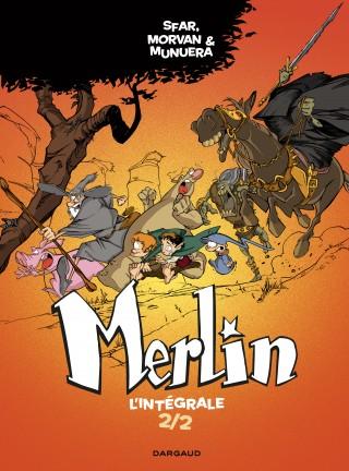 Merlin (Munuera) 2 - Intégrale 2/2