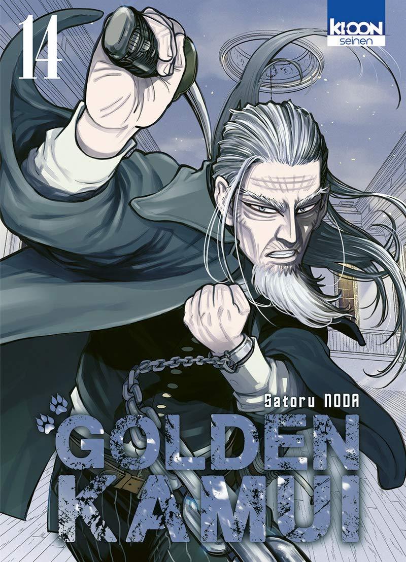 Golden Kamui 14