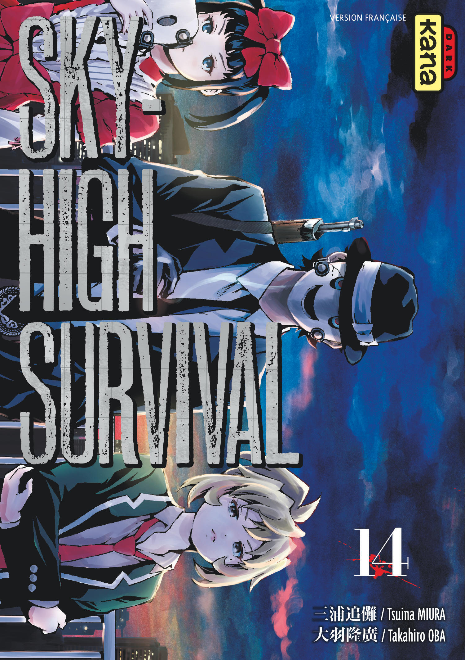 Sky High survival 14