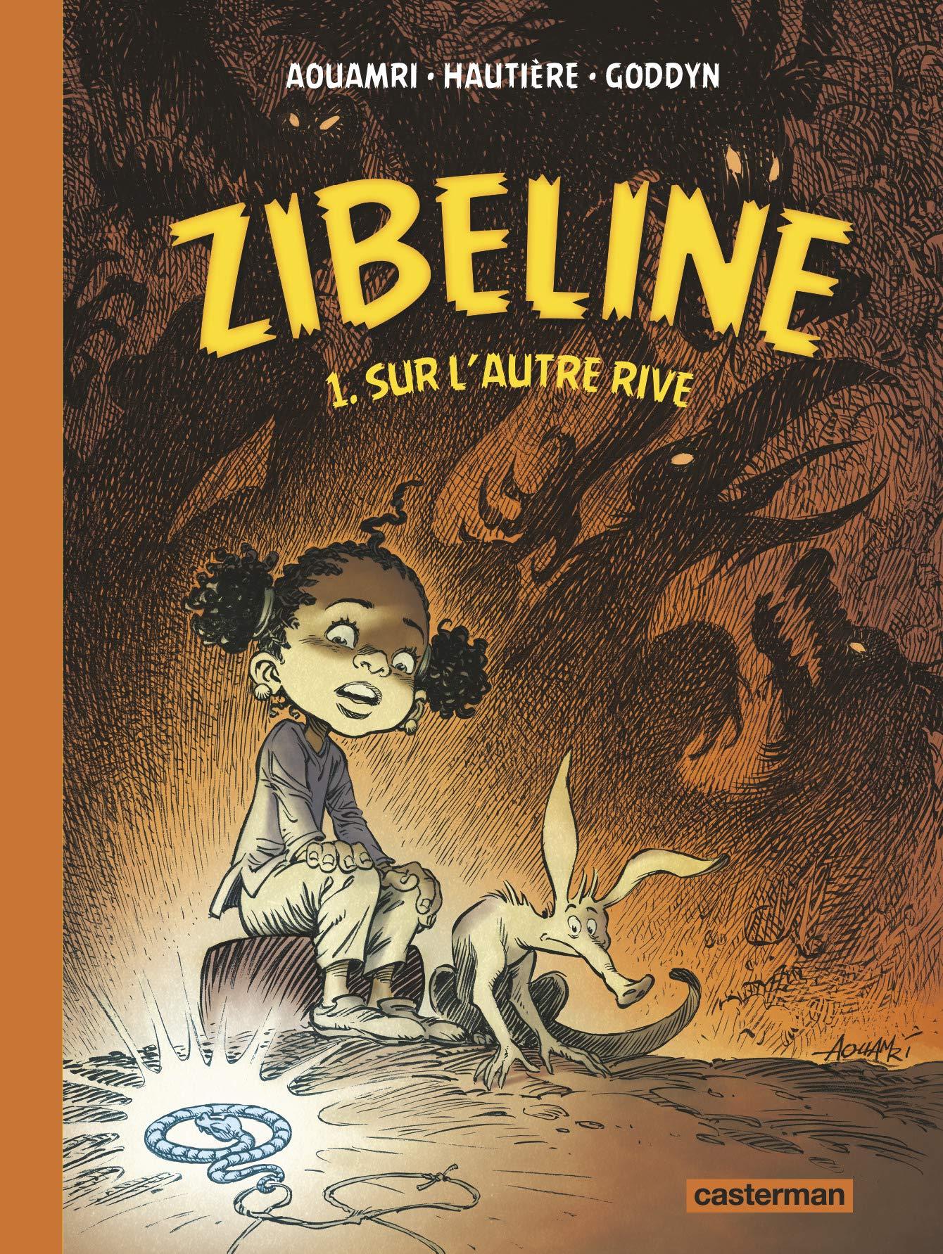 Zibeline 1 - Sur l'autre rive