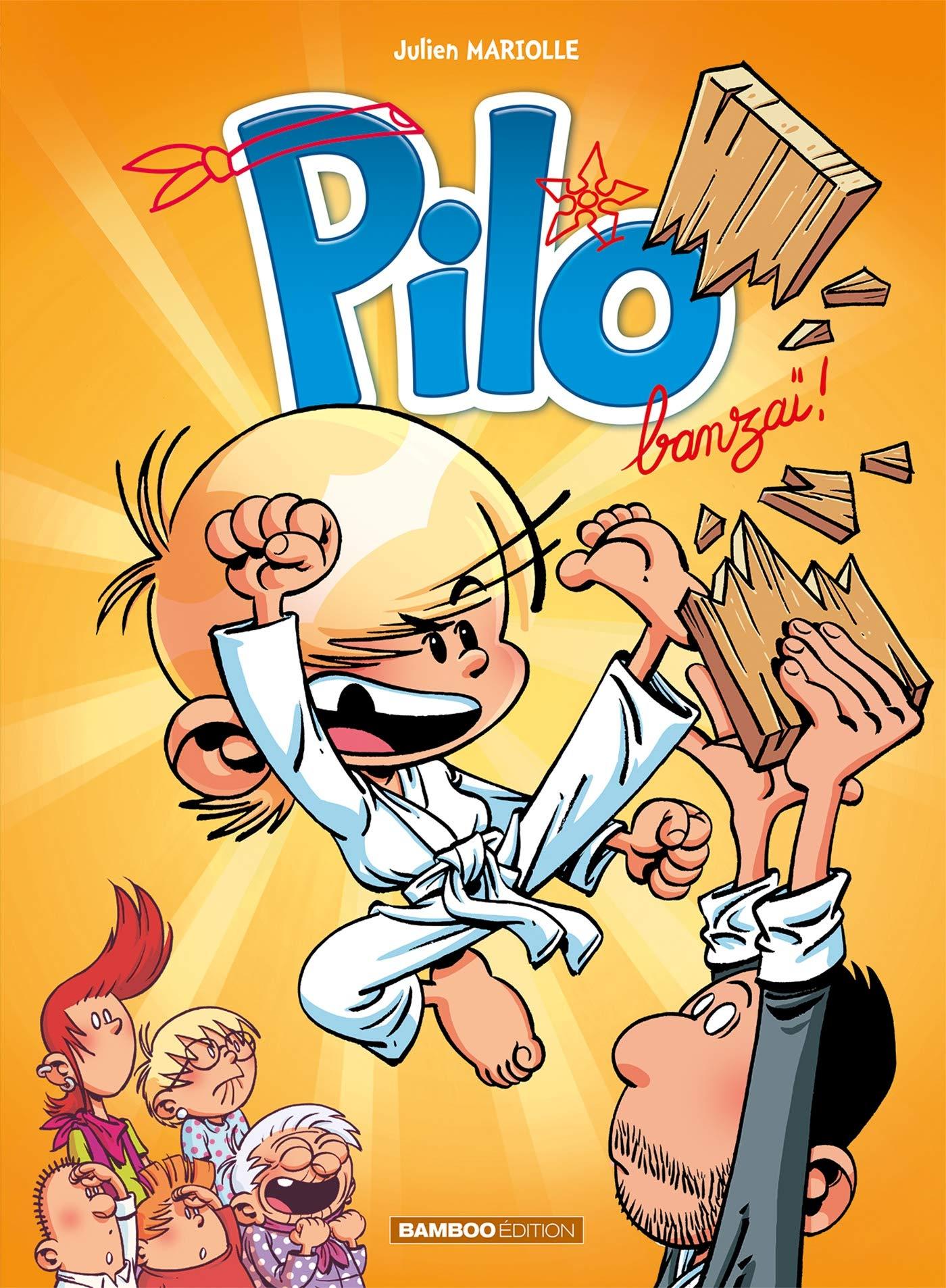 Pilo 3 - Banzaï
