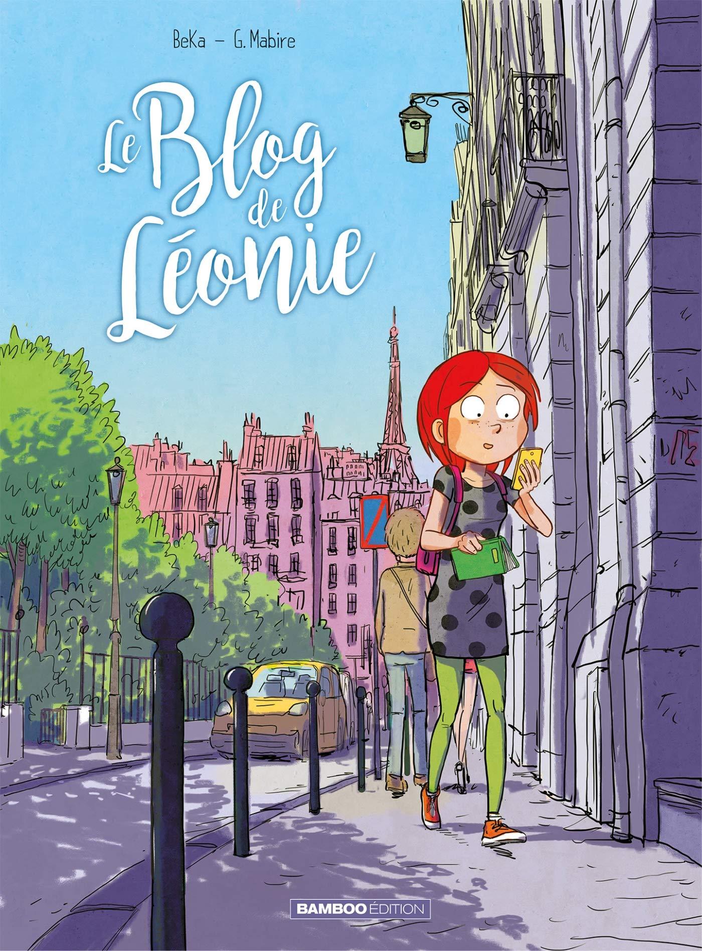 Le blog de Léonie 0