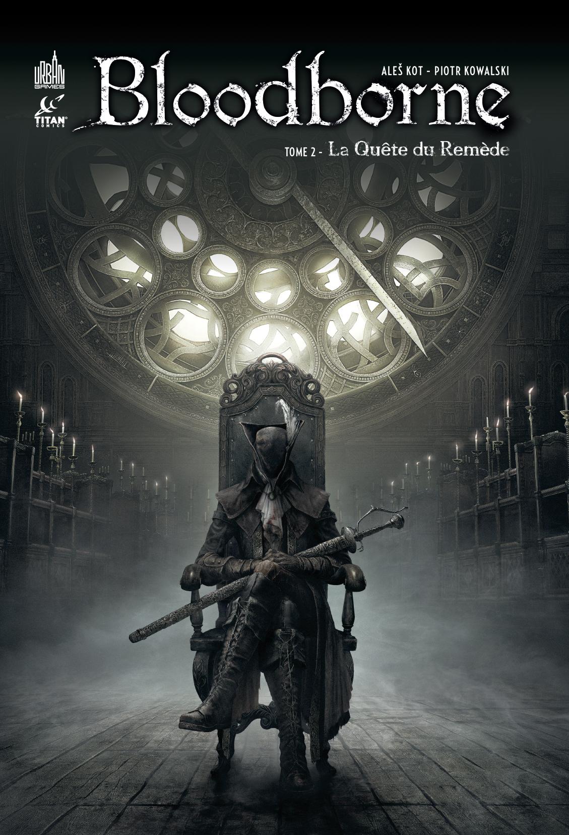 Bloodborne 2 - Bloodborne 2