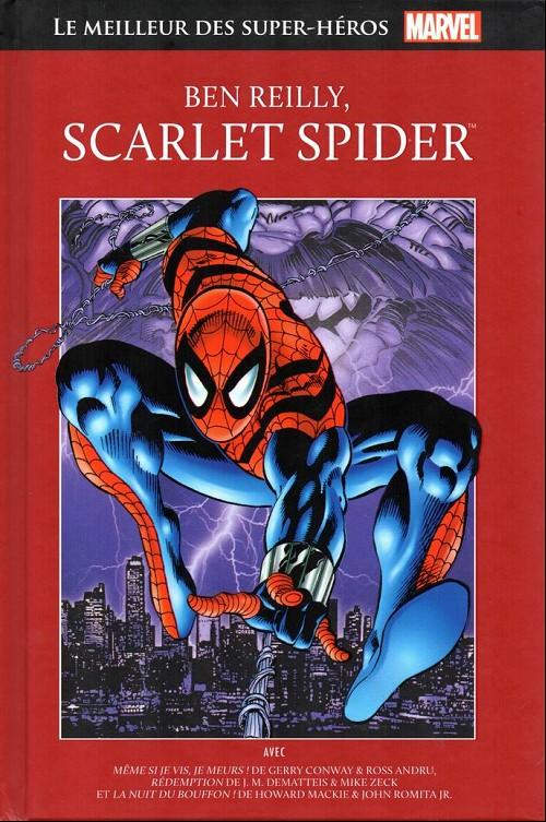 Le Meilleur des Super-Héros Marvel 80 - Ben Reilly, Scarlet Spider