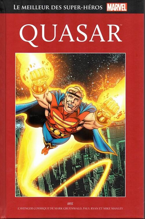 Le Meilleur des Super-Héros Marvel 81 - Quasar
