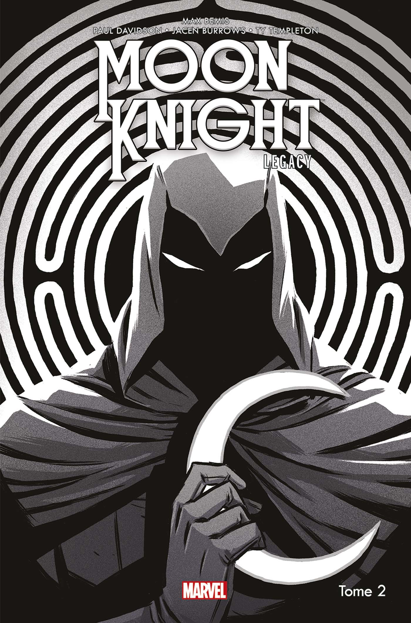 Moon Knight - Legacy 2 - Tome 2