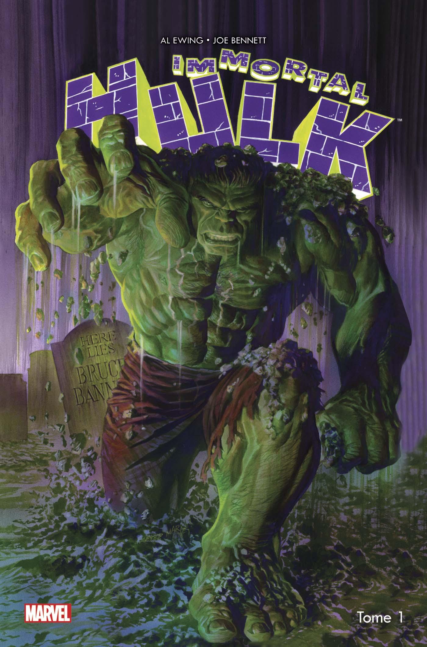 Immortal Hulk 1 - Tome 1