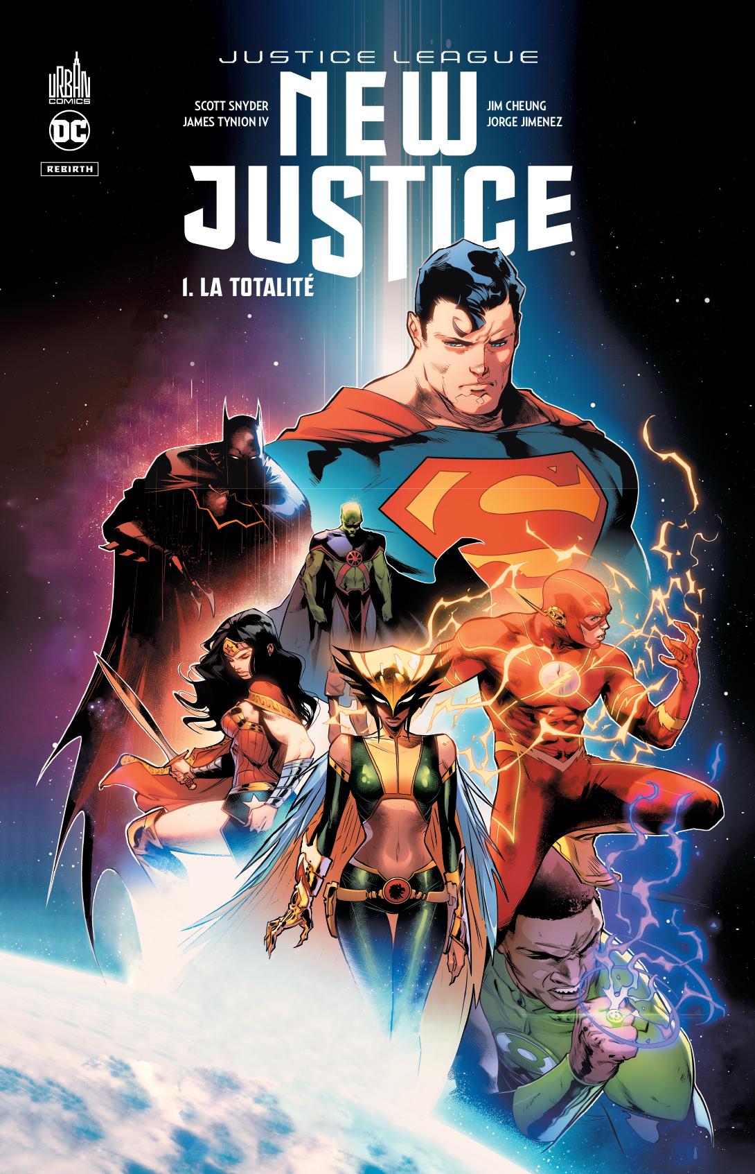 New Justice 1 - La Totalité
