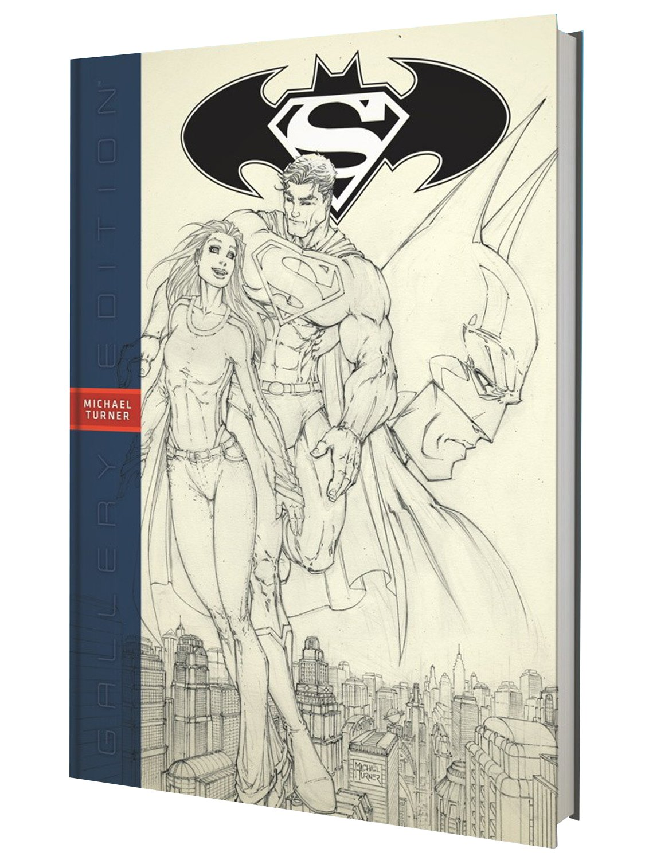 Superman / Batman - Michael Turner Gallery Edition 0