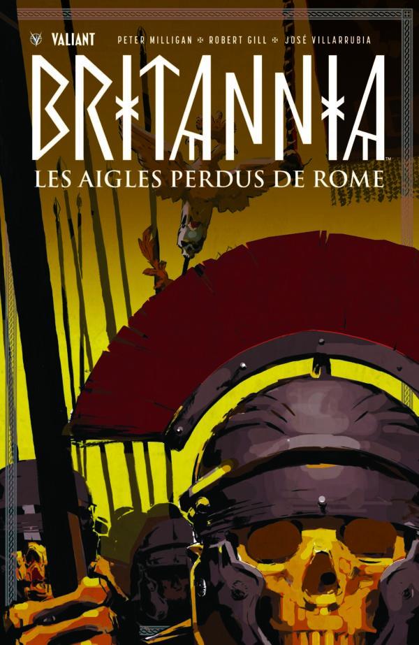 Britannia 3 - Les aigles perdus de Rome