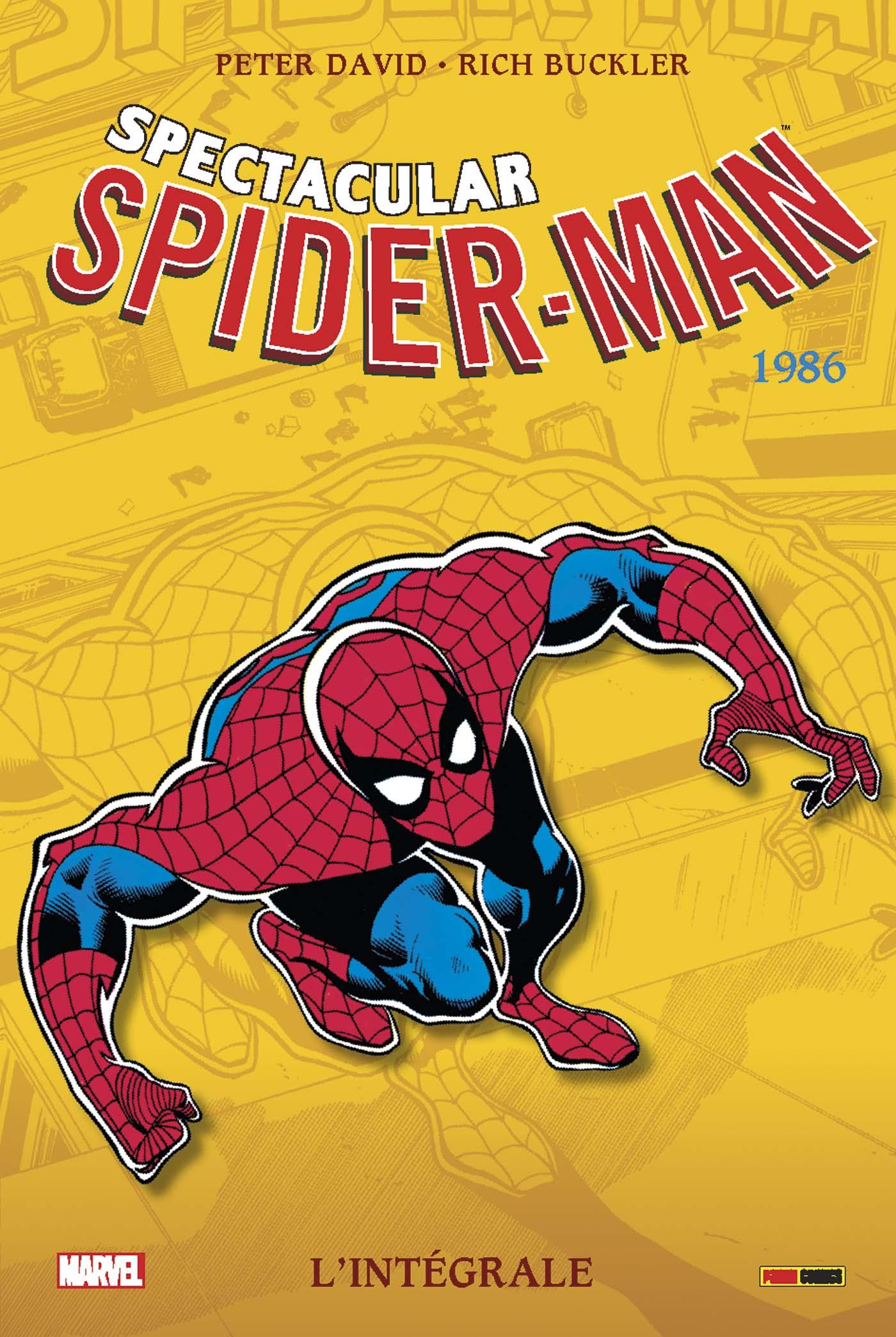 Spectacular Spider-Man 1986
