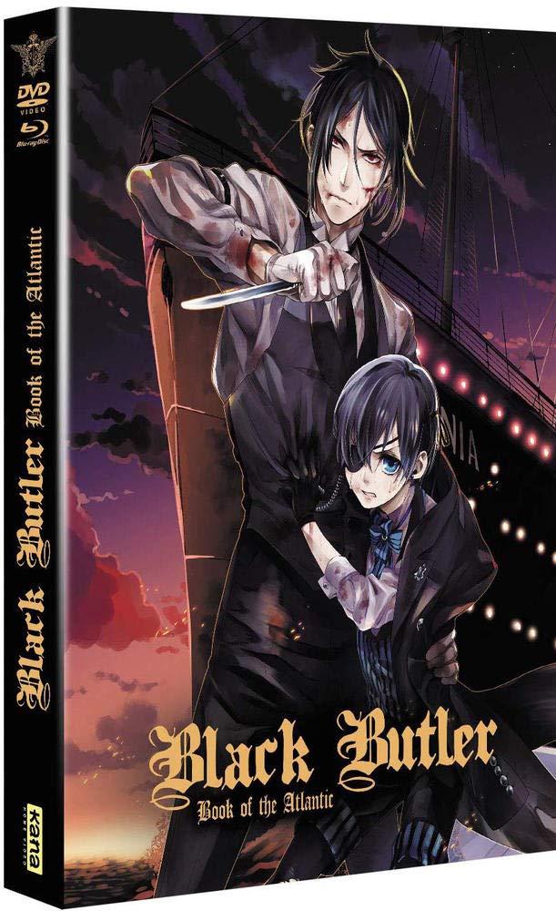 Black Butler : Book of the Atlantic 1