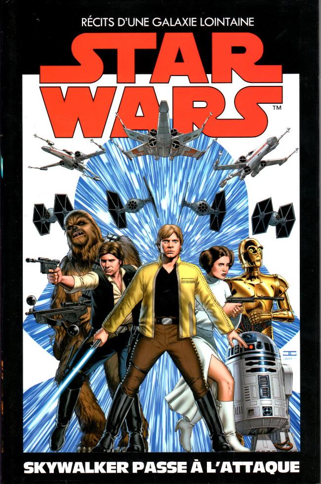 STAR WARS - L'ÉDITION SPÉCIALE : RÉCITS D'UNE GALAXIE LOINTAINE (Altaya) 1 - 1 . Skywalker passe à l'attaque