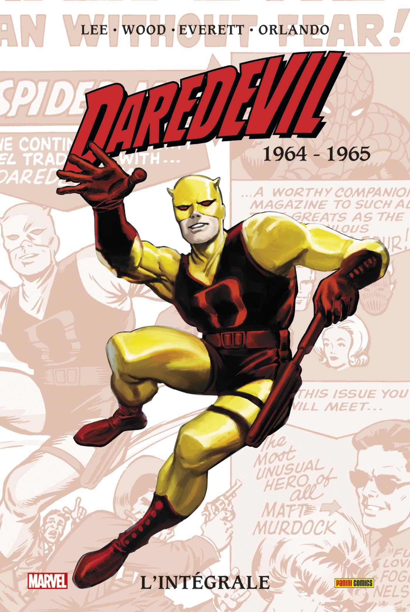 Daredevil 1964 - 1964-1965 (Edition 2019)