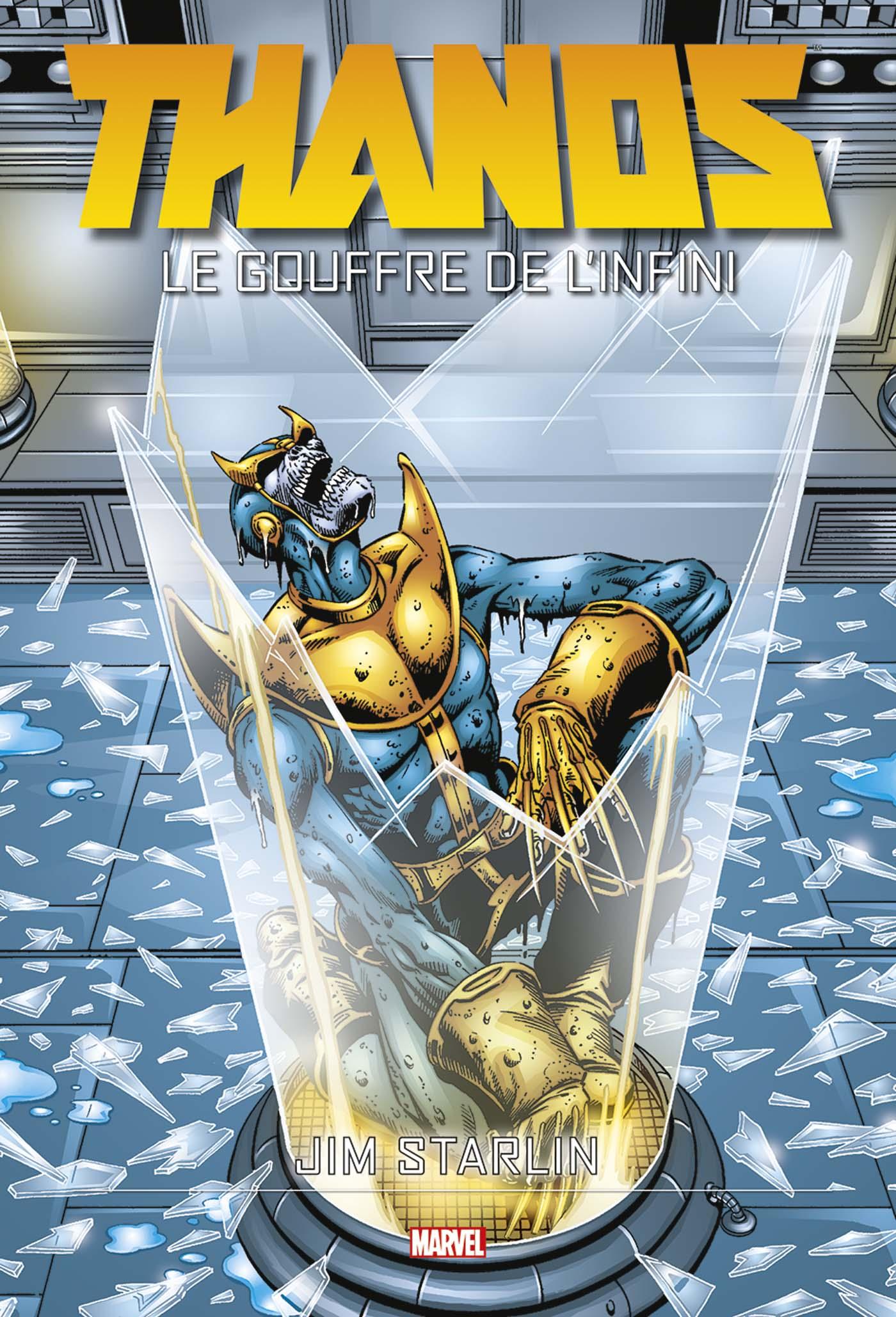 Thanos - Le gouffre de l'infini 1