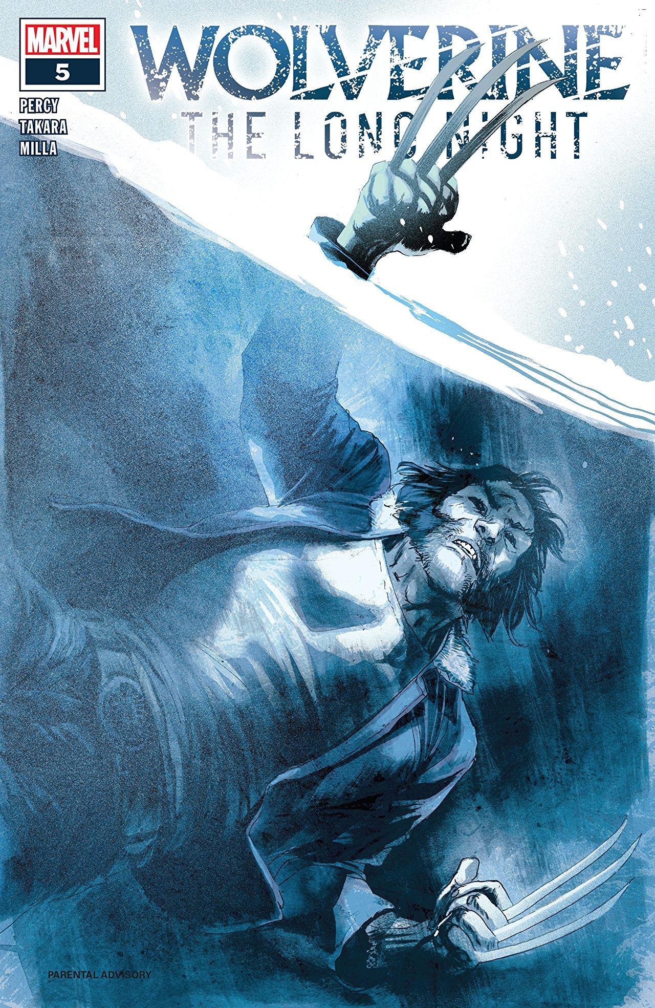 Wolverine - The Long Night Adaptation 5