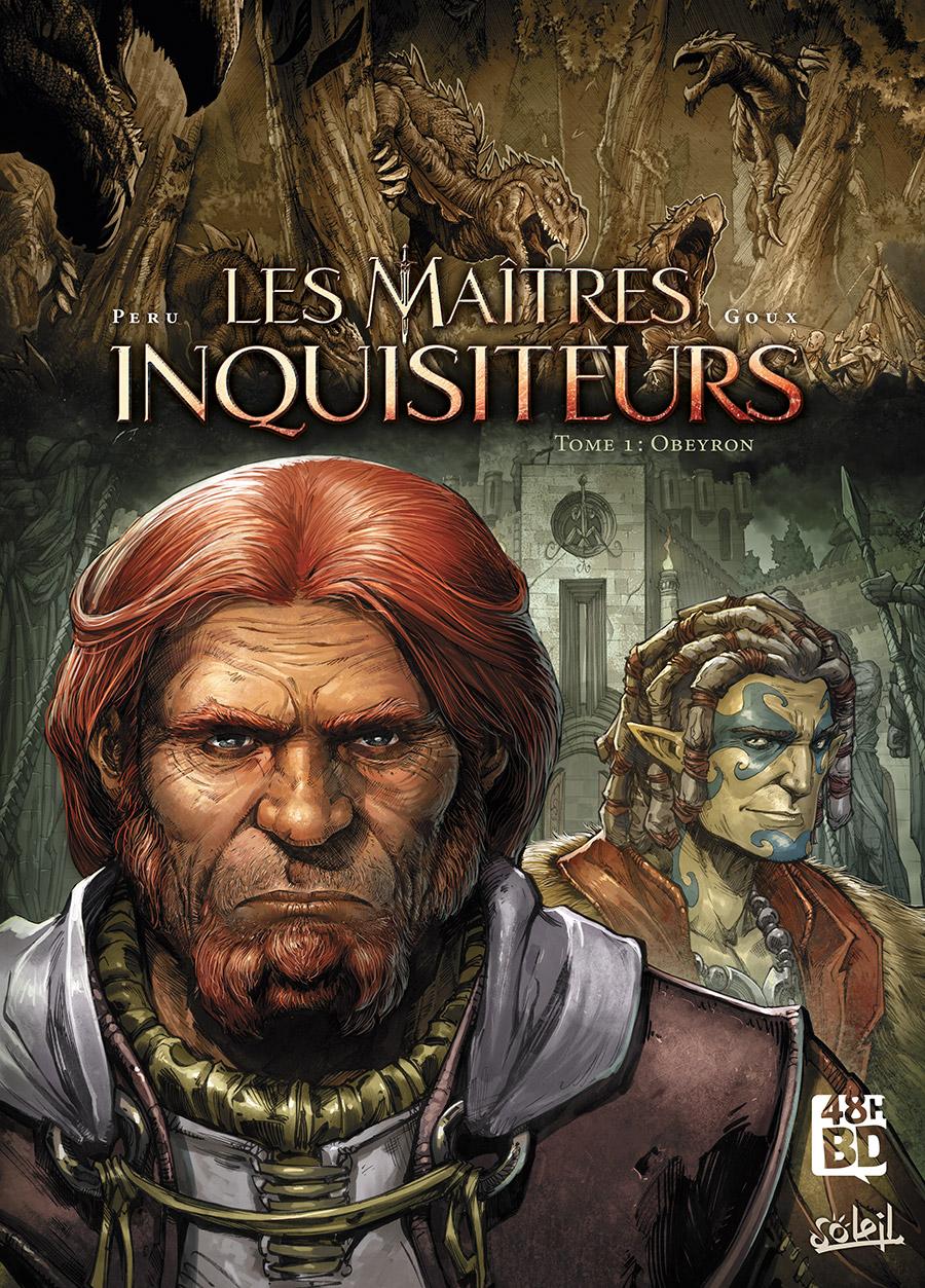 Les maîtres inquisiteurs 1 - Obeyron