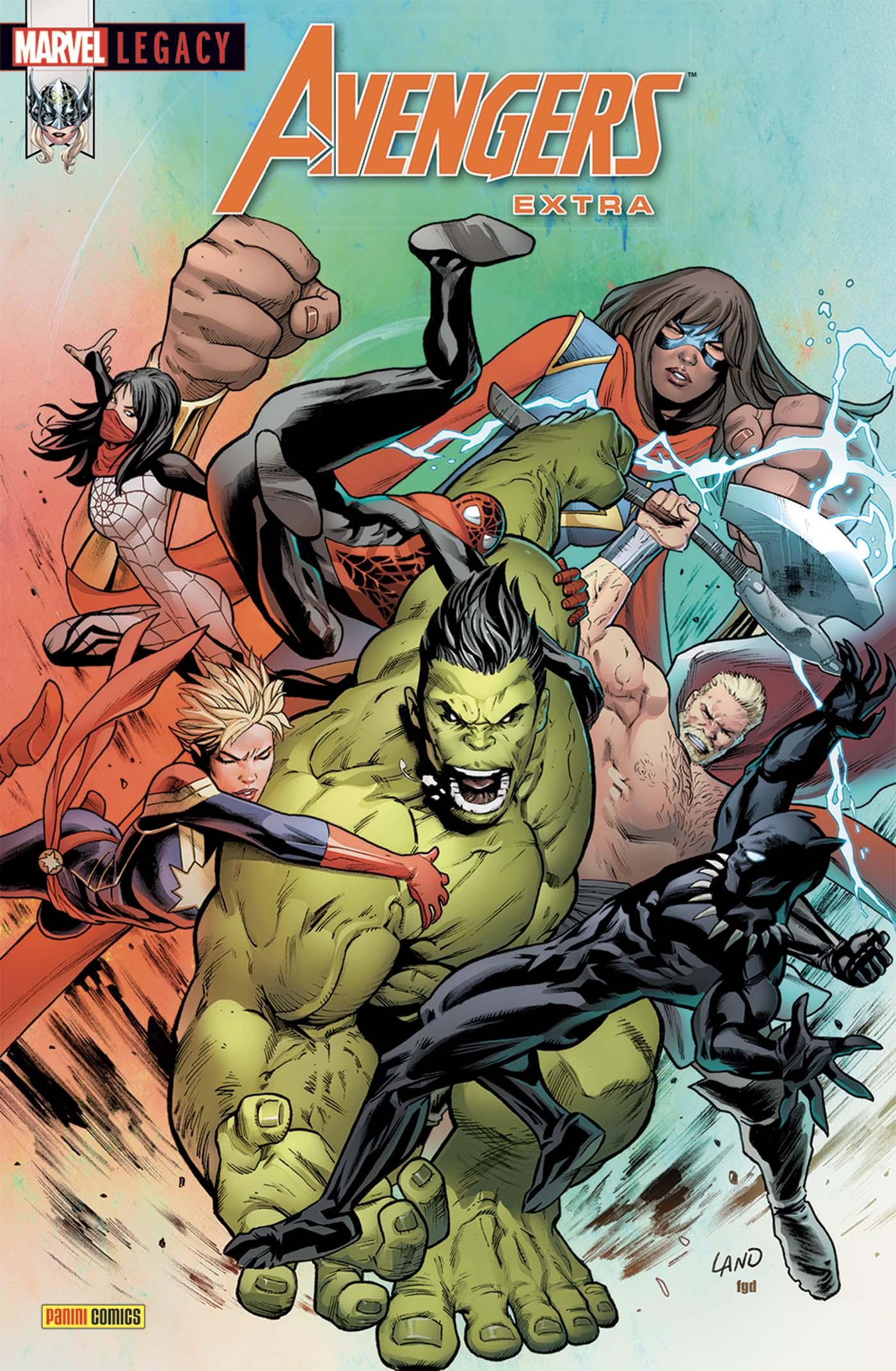 Marvel Legacy - Avengers Extra 5
