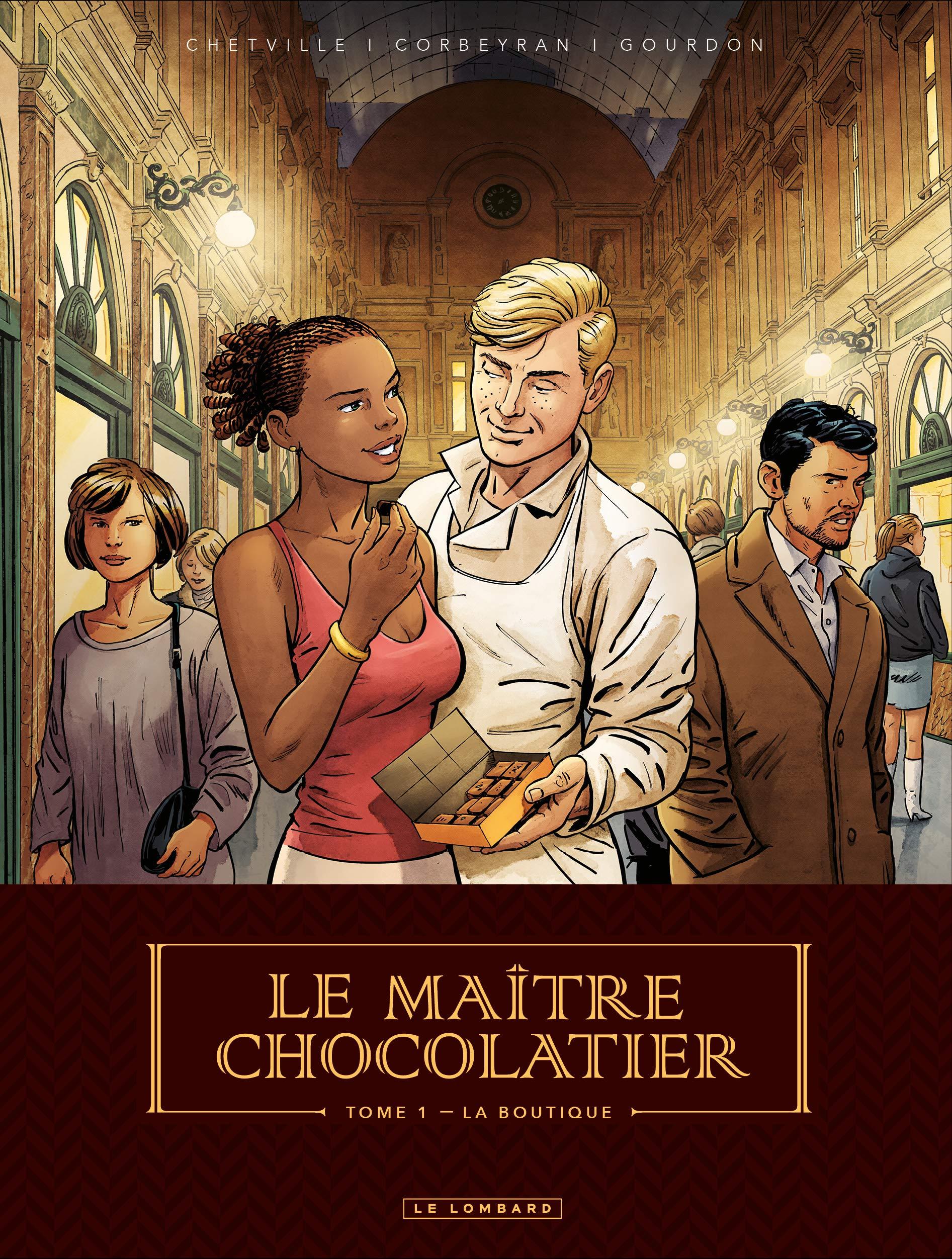 Le Maître Chocolatier 1 - La boutique