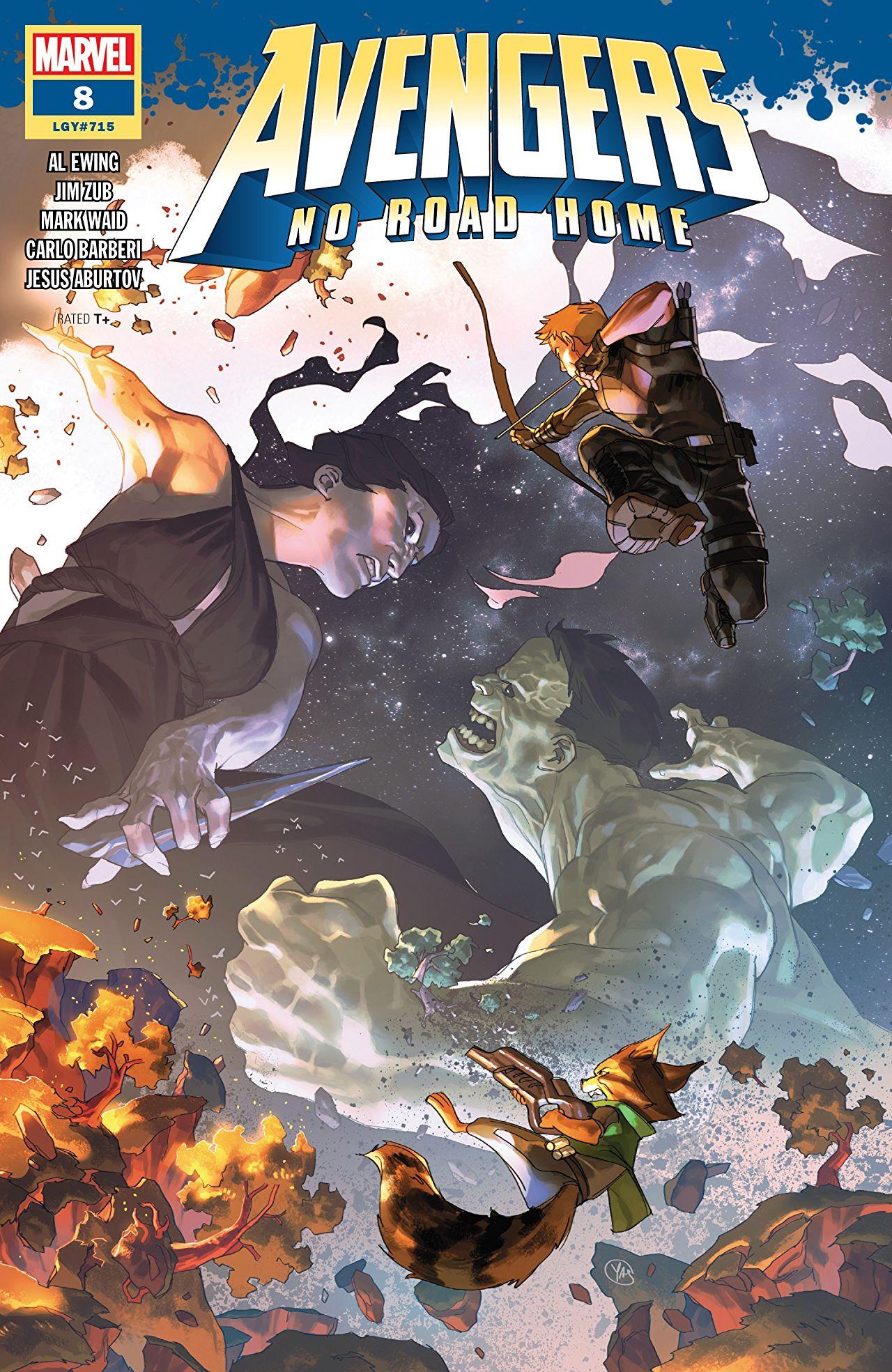 Avengers - No Road Home 8