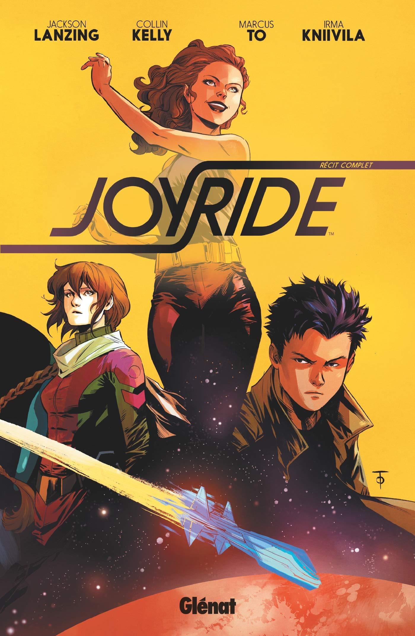 Joyride 1 - Ignition