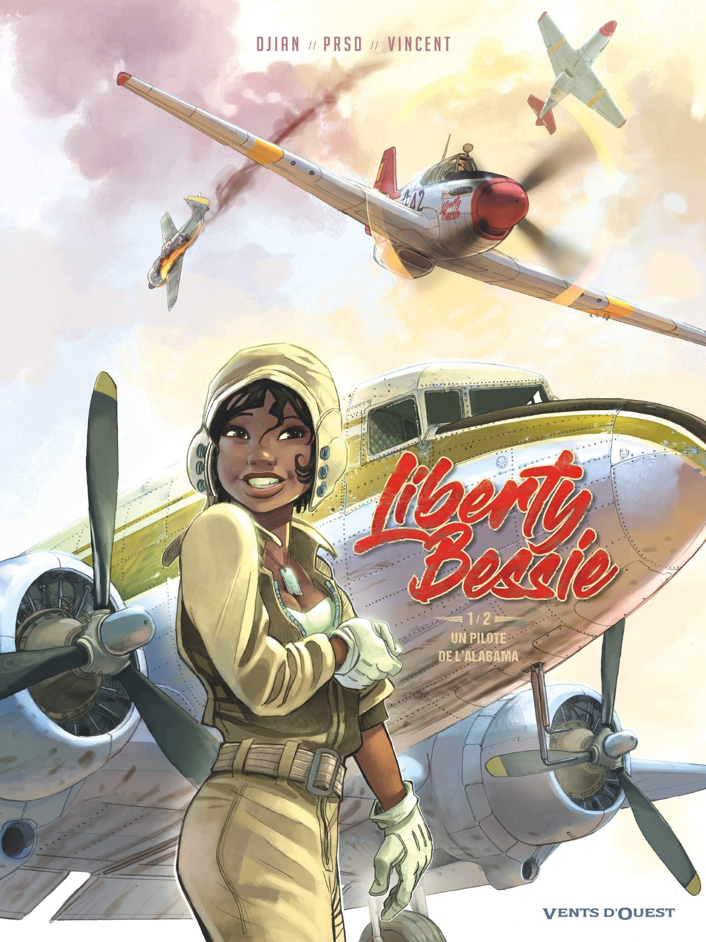 Liberty Bessie -3 - Un pilote de l'Alabama
