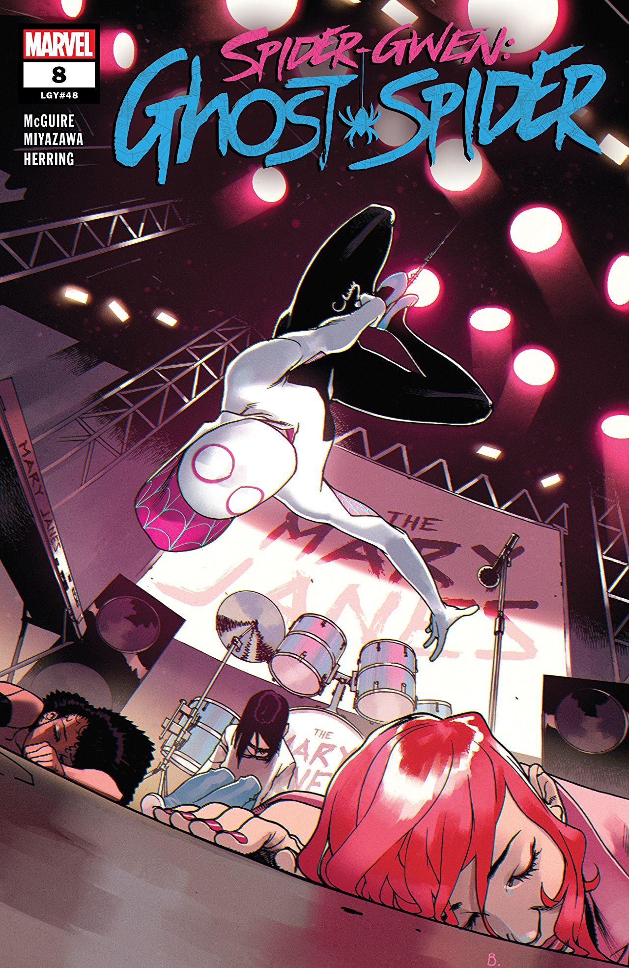 Spider-Gwen - Ghost-Spider 8