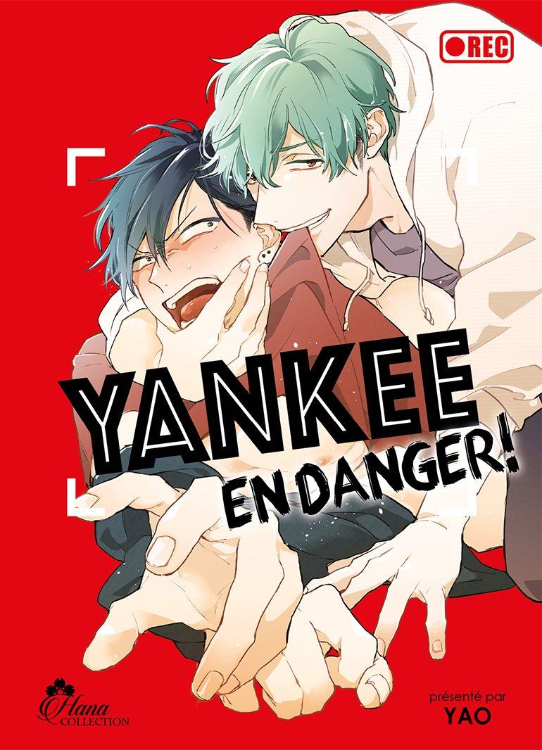 Yankee en danger ! Manga