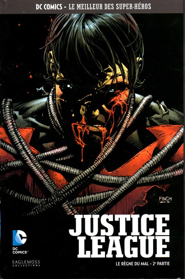 DC Comics - Le Meilleur des Super-Héros 91 - Justice League : Le Règne du Mal - 2e partie