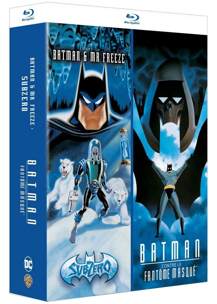 Batman & Mr Freeze : Subzero / Batman contre le fantôme masqué 0