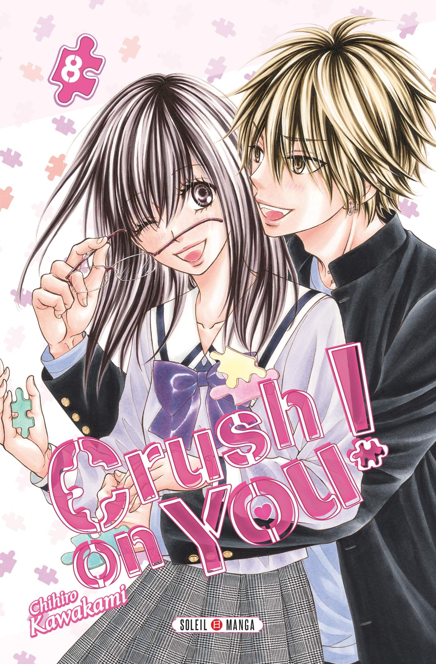 Crush on you! 8