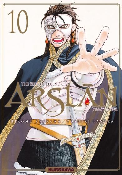 The Heroic Legend of Arslân 10