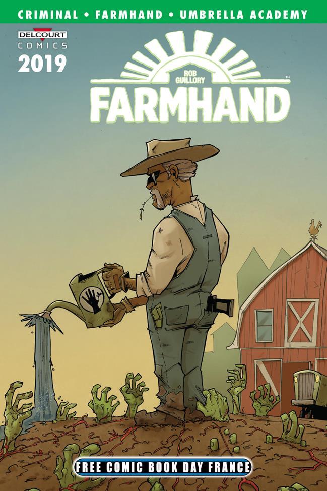 Free Comic Book Day France 2019 - Delcourt Comics - Farmhand 1