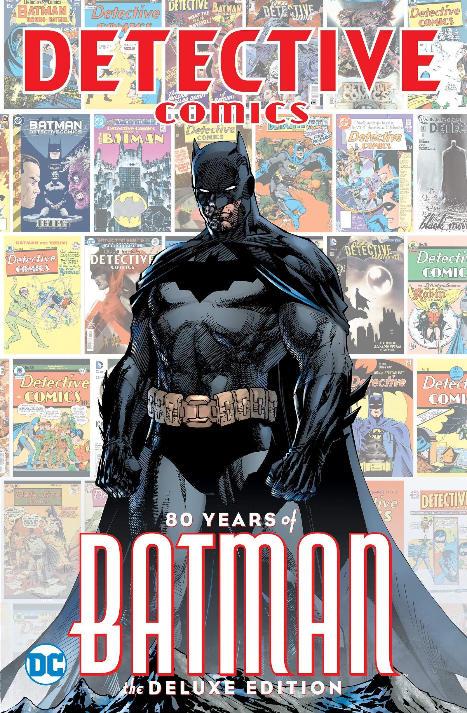 Batman 80 ans 1 - Detective Comics : 80 years of Batman Deluxe Edition