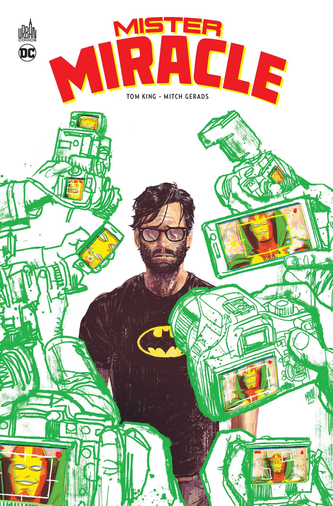 Mister Miracle 1 - Mr miracle